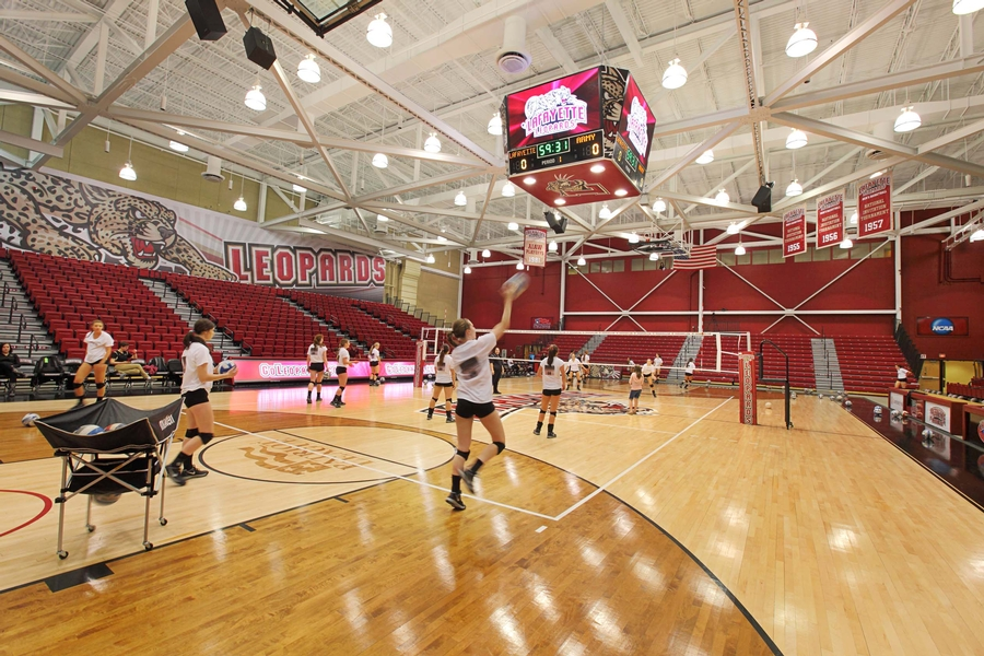 Cha Lafayette College Kirby Sports Center Arena